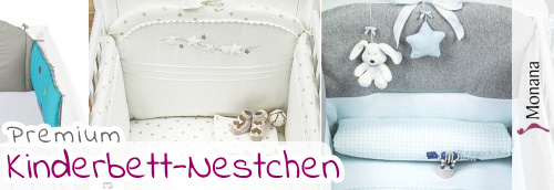 nestchen f r kinderbett babybett. Black Bedroom Furniture Sets. Home Design Ideas