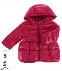 Mayoral winter jacket red