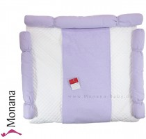 Picci changing mat Colorelle purple Dimensions: 29,5 x 31,5 inch (ca. 75 x 80 cm) <b>Ready for delivery