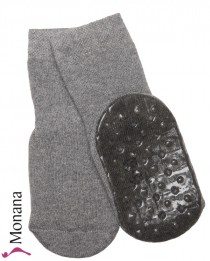 Ewers Stoppi socks gray flecked