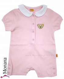 Steiff Collection Polo-Spieler rosa<br>Größe: 62, 74, 86