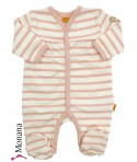Steiff Collection Baby-Overall Little Bear Girls rosa<br>Größe: 56, 74