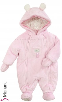 Kanz snow suit Frosty Times pink