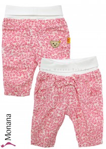 Steiff Collection Baby-Hose Miss Cupcake<br>Größe: 56, 68, 80, 86