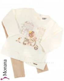 Mayoral Kindermode-Set Shirt & Kordleggings Shoppingtour<br>Größe: 80, 86, 92