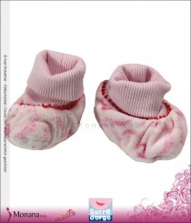 Sucre d´orge baby shoes pink