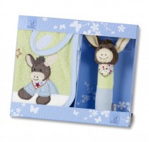 Sterntaler gift set Esel Emmi <b>Ready for delivery
