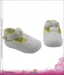 Mayoral baby shoes gray