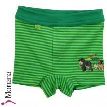 Schiesser Hip Shorts Nici Welcome to the Jungle<br>Größe: 98, 140
