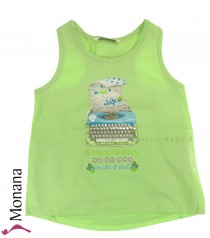 Mayoral t-shirt kiwi green