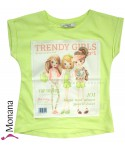 Mayoral T-Shirt Trendy Girls<br>Größe: 98, 104