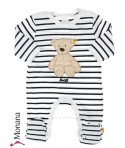 Steiff Collection Overall Teddy Bear<br>Größe: 62, 68, 74, 80, 86