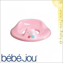 Bébé Jou Toillettensitz Sleepy rosa***<br><b>Sofort lieferbar</b>
