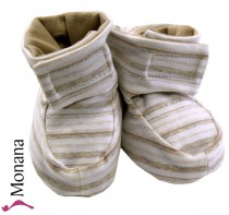 Maximo baby shoes beige