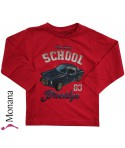 Mayoral Shirt Racing School<br>Größe: 86, 92