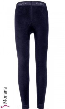 Ewers thermo leggings dark blue