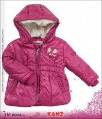 Kanz Winterjacke Pretty Shoes<br>Größe: 74