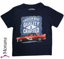 Mayoral t-shirt racing car