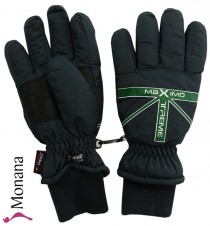 Maximo Thermo-Fingerhandschuhe dark blue
