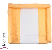 Picci changing mat Colorelle orange Dimensions: 29,5 x 31,5 inch (ca. 75 x 80 cm) <b>Ready for delivery