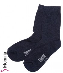 Ewers socks Thermolite darkblue