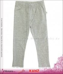 Kanz leggings gray Sweet Lace