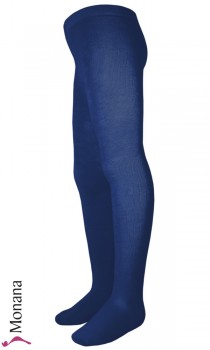 Maximo thermo tights blue