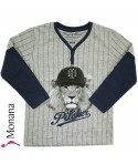 Mayoral Shirt Baseball-Lion<br>Größe: 98