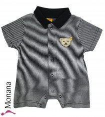 Steiff Collection Polo-Spieler marine<br>Größe: 56, 68, 74, 80