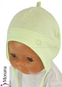 Maximo baby hat mint green