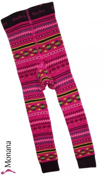 Ewers Strickleggings pink<br>Größe: 80/86, 92/98, 98/104, 110/116, 122/128