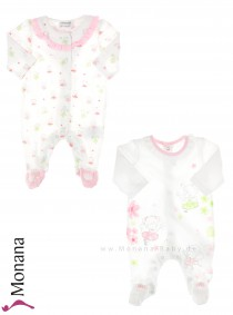 Mayoral Baby-Strampler-Set Fee<br>Größe: 44, 50, 56, 62, 68