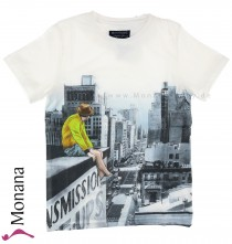 Mayoral Nukutavake T-Shirt City<br>Größe: 140, 152, 158, 164