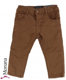 Mayoral thermo trousers brown