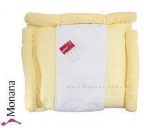 Picci changing mat Colorelle yellow Dimensions: 29,5 x 31,5 inch (ca. 75 x 80 cm) <b>Ready for delivery