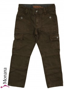 Kanz trousers Speed King brown
