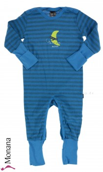 Schiesser sleeping suit variofoot Moon