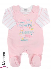 Kanz baby romper & shirt Catch the Cloud
