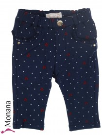 Mayoral baby trousers darkblue