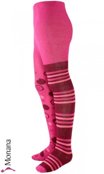 Maximo tights Pippi-Longstocking pink