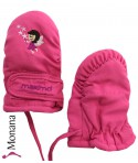 Maximo Thermo-Fausthandschuhe pink Fee<br>Größe: 3 Monate, 12 Monate