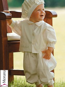 Leipold christening romper Gracia Size: 74 <b>Ready for delivery