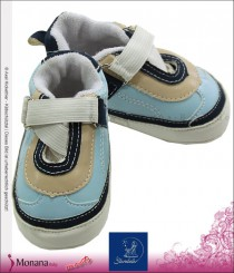 Sterntaler baby shoes blue