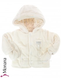 Kanz baby jacket snow white