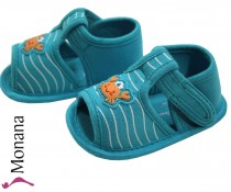 Mayoral Baby-Sandale turquoise