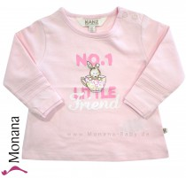 Kanz shirt Small & Giggly pink