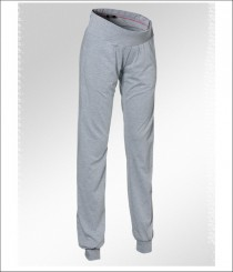 Noppies Umstands-Jogginghose Westport grey melange<br>Größe: L