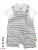 Steiff Collection Baby-Spieler & Kurzarm-Polobody My little friend<br>Größe: 62
