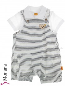 Steiff Collection Baby-Spieler & Kurzarm-Polobody My little friend<br>Größe: 62, 74