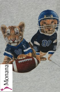 Mayoral Shirt Tiger Football<br>Größe: 80, 86, 92